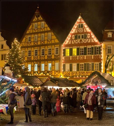 Weihnachtsmarkt Bad Mergentheim 2012