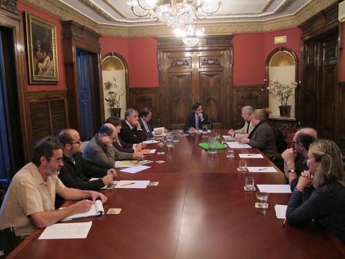 Reunión DGPH de la C. de Madrid