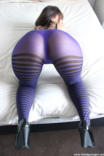 bootys pantyhose Big in