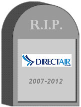 Direct Air Tombstone