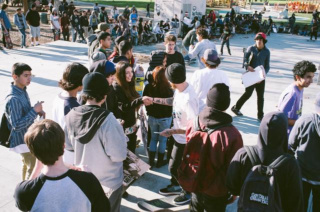 Baker Boys Annual Holiday Demo @ Lincoln Skate Park