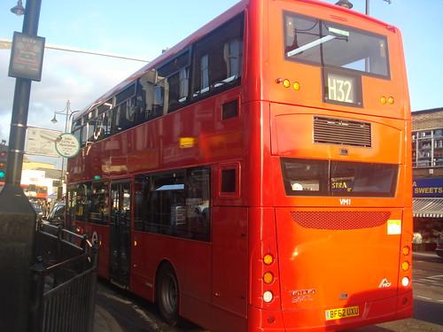 London United VM1 (BX62 UXU)