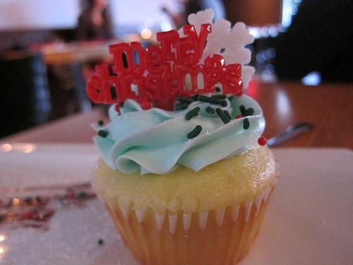 cupcake, cake, Merry Christmas IMG_2181