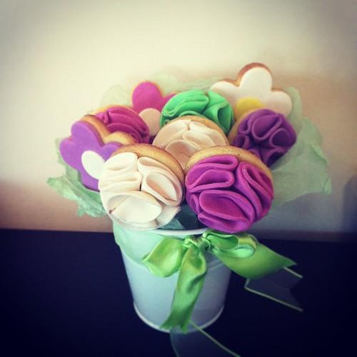 #flowercookies by l'atelier de ronitte