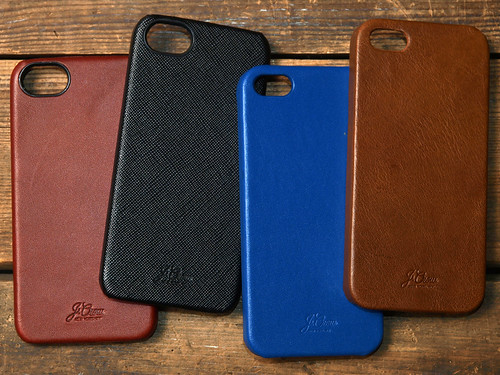 J.Crew / Leather Case for iPhone5