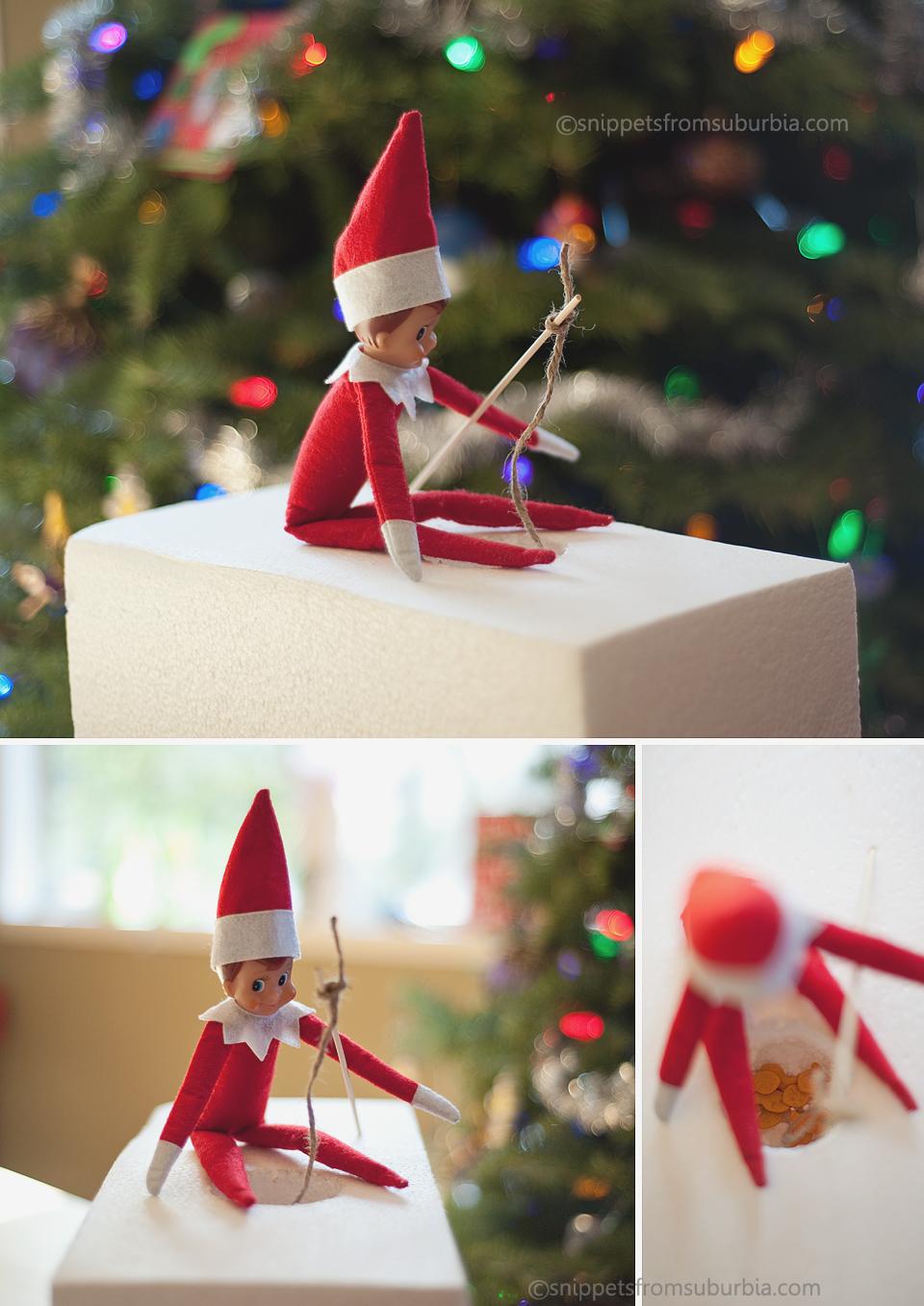 Elf on the Shelf, December 23rd