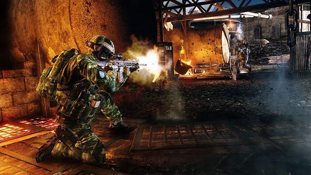Medal of Honor : Warfighter - Screenshot 3