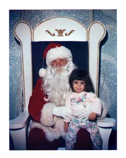 Christmas with Santa — 1991