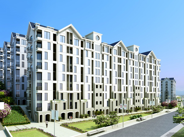 Xrbia-Hinjewadi-Elevation - 2-BHK-Smart