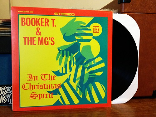 Booker T & The MG's - In The Christmas Spirit LP by Tim PopKid