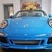 2011 Porsche Speedster Pure Blue 911 997 @porscheconnect 03