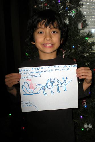 Merry Christmas Matt 2012