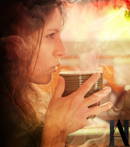 Self Portraits: 356-366 Coffee by Abigail Harenberg