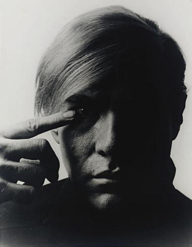 Halsman, Philippe (1906-1979) - 1968 Andy Warhol by RasMarley