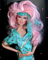 Jem and the Holograms Star Struck Guitar fashions integrity toys doll hasbro 2012 model new