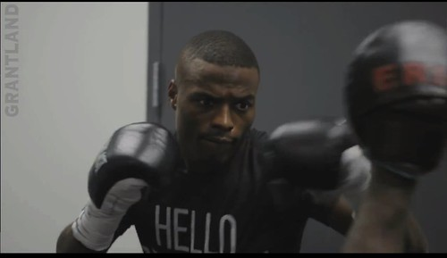 "Peter ""Kid Chocolate"" Quillin - Hello Brooklyn Shirt By Sportiqe"