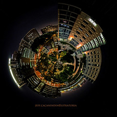 Texas Medical Center Little Planet