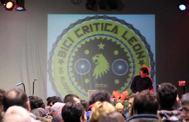BICI CRÍTICA LEÓN - PRIMER ANIVERSARIO - 27.12.12