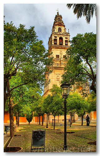 Patio de los Naranjos by VRfoto