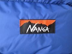 かっこいいNANGAのロゴ