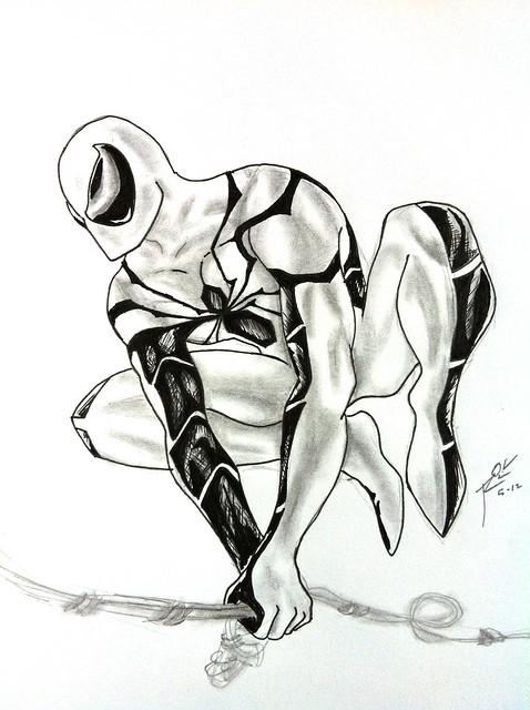 Spiderman tattoo designs madscar