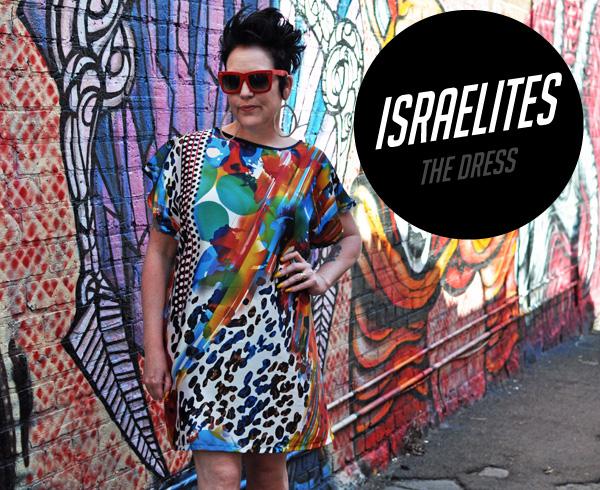 Kazzthespazz.com | Israelites Dress