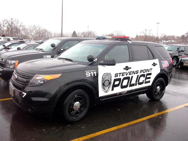city of stevens point wisconsin police department a