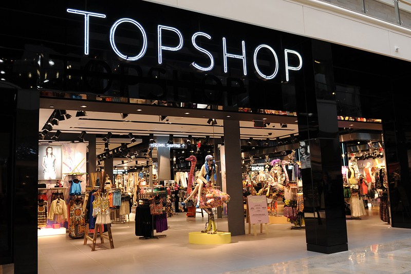 TopShop Shopping JK Iguatemi