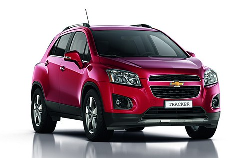 Chevrolet Tracker: Mini SUV Deportiva