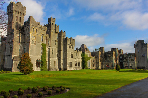 Ireland Castles: Ashford Castle
