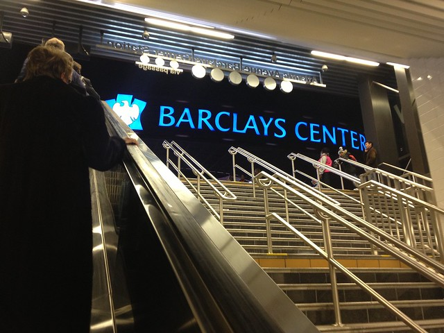Brooklyn Hoops -  University of Maryland Vs University of Kentucky at Barclays Center