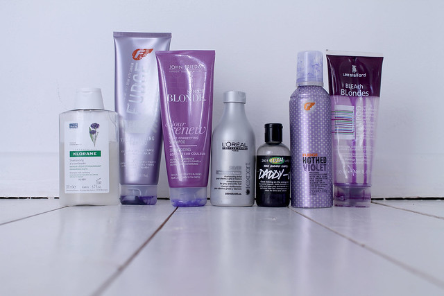 Purple Shampoo On Natural Brown Hair