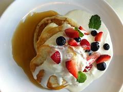 My FAV breakfast at Motto am Fluss