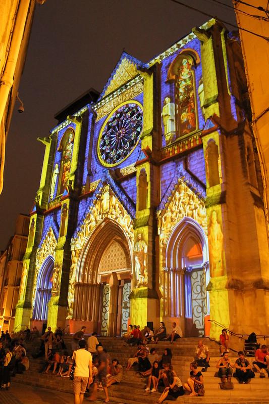 Montpellier Church