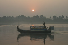 Sunrise on the Mongla River