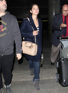 Marion Cotillard Wedge Sneakers Celebrity Style Women's Fashion