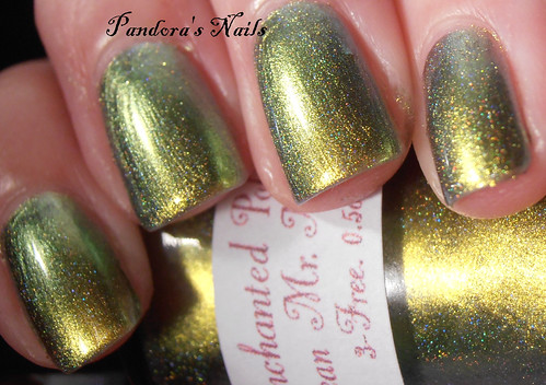 Enchanted Polish Mean Mr Mustard 3