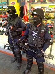mexico drug lord terrorist release U.S police