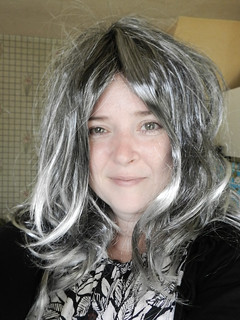 Cheapo wig fun