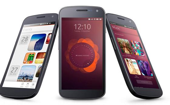 Ubuntu SmartPhone, by Jordan Linux