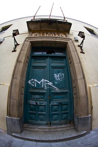 La puerta del ateneo