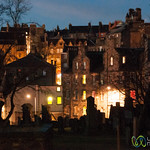 Cemetery and Courtyards - Edinburgh, Scotland