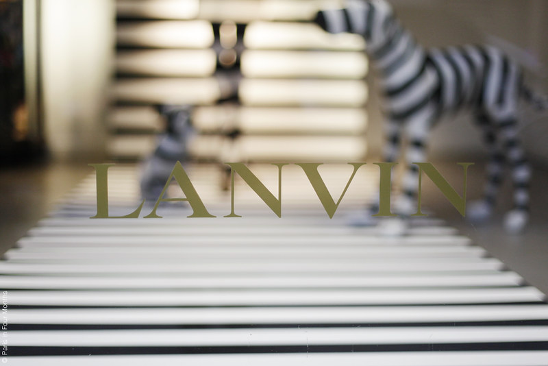 Lanvin by Carin Olsson (Paris in Four Months)