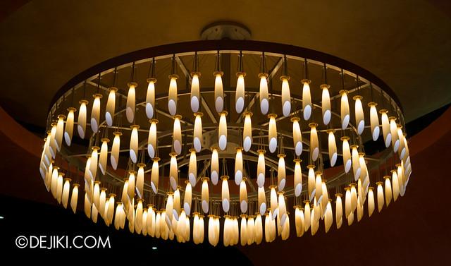 Lights at Festive Grand