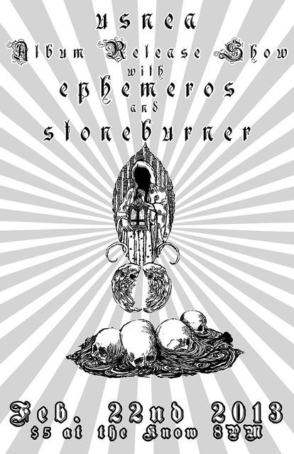 2/22/13 Usnea/Ephemeros/Stoneburner