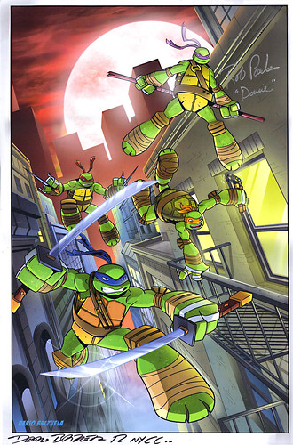 TMNT-Animated-Print