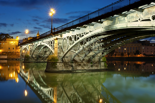 Triana Bridge Sevilla