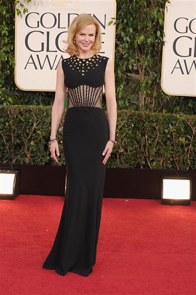 Golden Globe Nicole Kidman 2013
