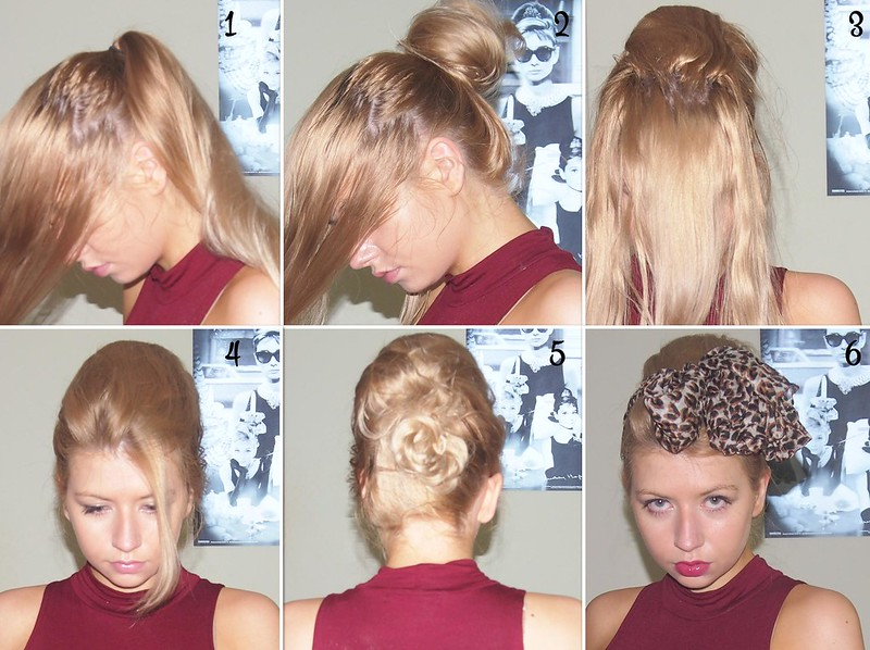 Sam Muses How To Do My No Backcomb Beehive