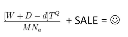 fc formula